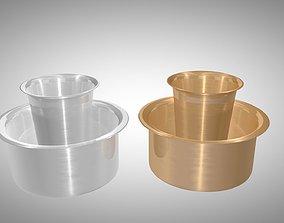 3D asset Tumbler and Saucer