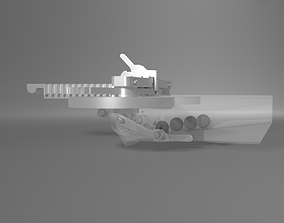 3D print model BALLISTA