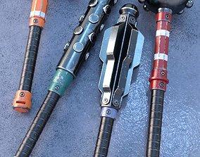3D model Bludgeon Weapons