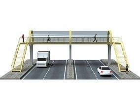 3D Footbridge