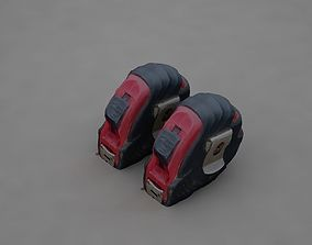 Measure tape 3D model
