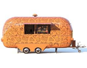 Food truck ENK-6 3D