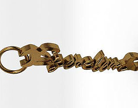 3D printable model Hungarian Love Spanner