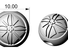 Sphere 3D print model
