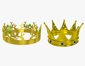 3D Crowns Collection