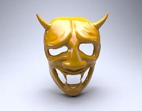 3D printable model Sekiro corrupted monk mask