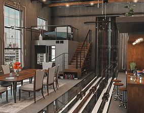 New Brooklyn Apartment 3D