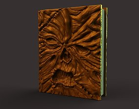 3D printable model Necronomicon Ex-Mortis