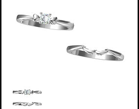 Bridal set rings for women for sale 3dm jewelry files