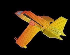 Space Fighter Sabre 3D model