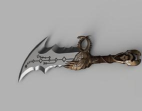 Blades of Chaos 3D print model