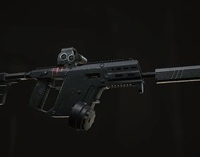 3D asset Weapon Pack