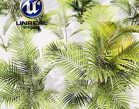 Realistic Plants 15 - UE4 Asset and FBX Files 3D model