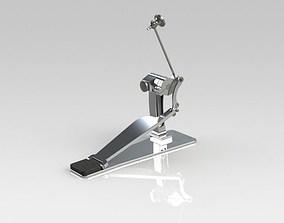 Drum Pedal 3D