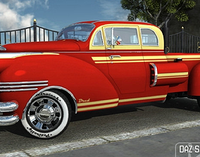 3D Pickup Dred
