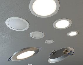 Basis spotlights 3D model