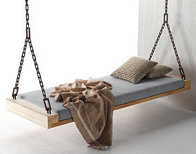 Hawaii Hanging Bed 3D
