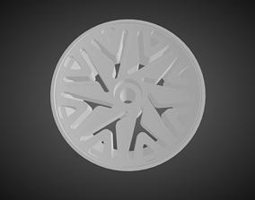 3D print model Forgiato Attivo rims for Hot Wheels
