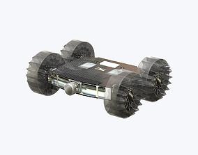 SandFlea Robot Boston Dynamics 3D model