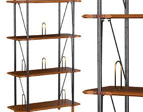 Brandywine Tall Shelf 3D model
