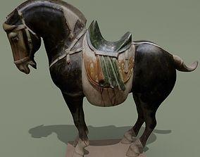 Horse Statuette I 3D model