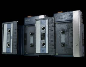 3D model realtime Walkman - PBR Game Ready