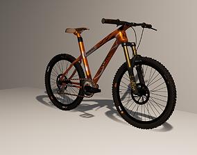 Mountain Bike 1 3D model