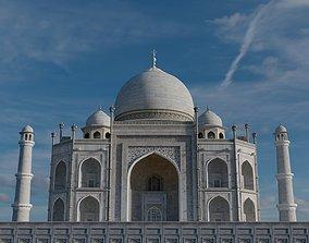 3D Taj Mahal spirituality