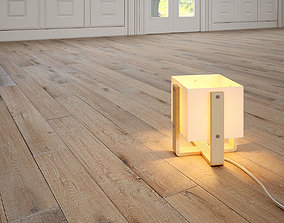 Strata Collection Terrene wooden floor by 3D asset