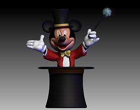 3D print model Mickey Mouse mammal