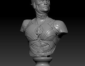 Flash bust 3D print model