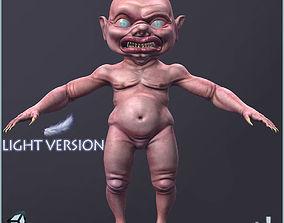 Baby Vampire Light Vershion 3D model