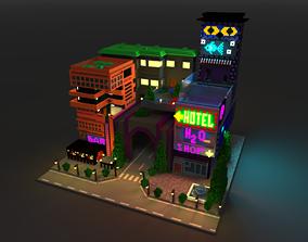 Voxel Sity 3D