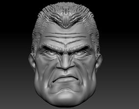 Punisher Head 3D printable model