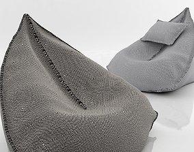 Sail Bean Bag 3D