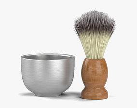 3D model Shaving Brush