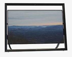 SAMSUNG S9 UHD TV 3D model