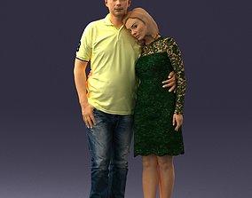 Couple 0907-1 3D