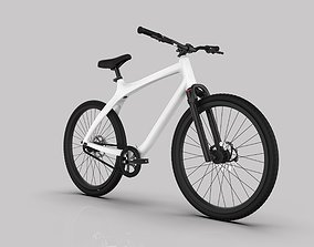 3D Gogoro eeyo Bicycle model