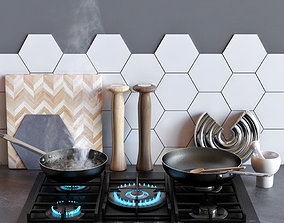 3D Teka CGW LUX 70 5G and Alessi accessories