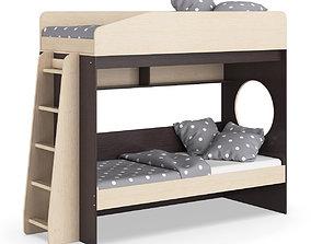 3D Legenda K10 with LP09 childrens modular bed