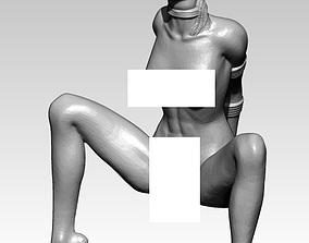 Woman Statue 3D print model