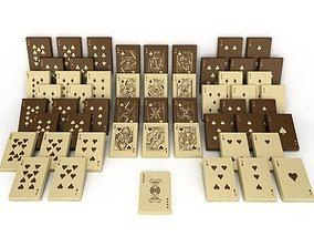 3D printable model Playing Card Chocolates