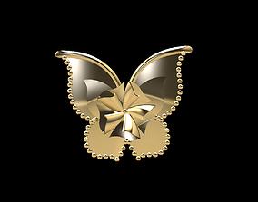 3D print model Gold ring 186
