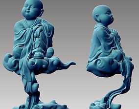 3D printable model Little Monk