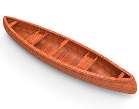 Canoe 3D kayak