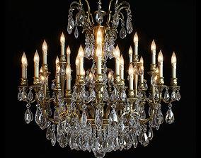 3D chandelier moscatelli