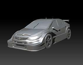 Chevrolet Cruze 2018 3D printable model