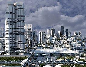 3D Future City 2020 C
