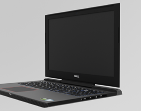 Dell G5 15 Gaming Laptop 3D